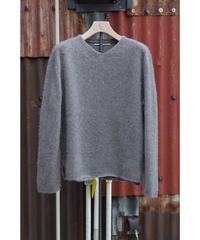 田口さんの水洗いカシミヤセーター