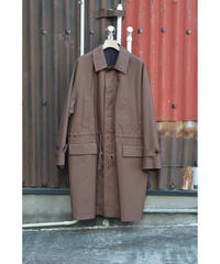 Organic Cotton Weather Cloth Single Trench Coat