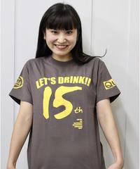 QUIP MAGAZINE×CLUB Que コラボTシャツ