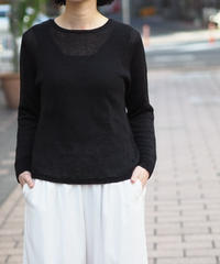suzuki takayuki/knitted pullover/S201-05