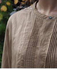 suzukitakayuki/deckey-front shirt/A201-03