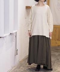 suzuki takayuki/pullover blouse/A211-09
