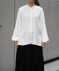 suzuki takayuki/balloon-sleeve blouse/A211-04