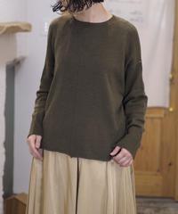 suzuki takayuki/knitted pullover/A221-10