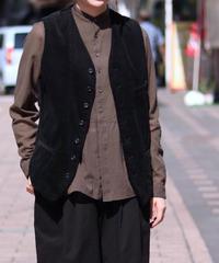 suzuki takayuki/waist coat Ⅱ/A203-07