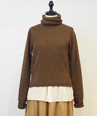 suzukitakayuki/turtle-neck sweater/A201-08