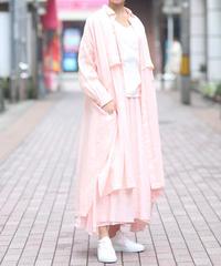 suzuki takayuki/shirt coat/S202-13