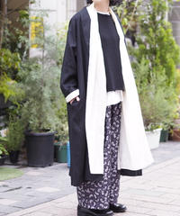 ikkuna/suzuki takayuki/showl-collar coat