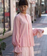 suzuki takayuki/bishop-sleeve blouse/S201-12