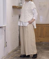 ikkkua/suzuki takayuki/gatherd pants