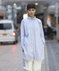 UNIVERSAL TISSU/コードレーンワイドシャツ/UT200SH043