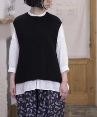 suzuki takayuki/ Knitted vest/A221-12
