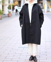 suzukitakayuki/stand₋fall₋collar coat/A202-07