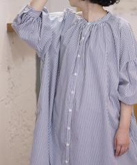 UNIVERSAL TISSU/シャツドレス/UT200OP046