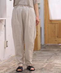 suzuki takayuki/tapered pants/S211-29