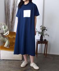 Hiroyuki Watanabe/Name one-piece(navy)