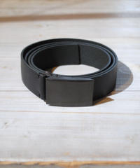 ASEEDONCLOUD ・Handwerker/leather belt(black)