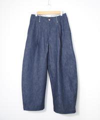 ASEEDONCLOUD  Handwerker/ wide trousers (denim)