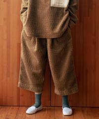 Hiroyuki Watanabe/nameボアパンツ(beige)