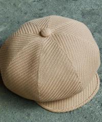 mitake/big casquette(beige)