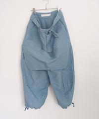 ASEEDONCLOUD / bike trousers(light blue)