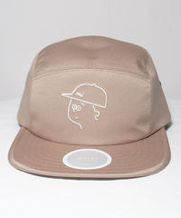mitake/collaboration jet cap( beige)