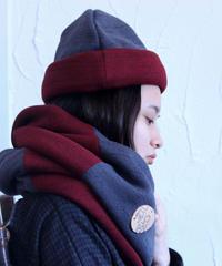 Hiroyuki Watanabe/炬燵薫るニットキャップ (enji)