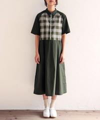 Hiroyuki Watanabe/夢で着ていたワンピース(khaki)
