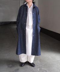 ASEEDONCLOUD・Handwerker/coat (denim)