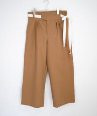 ANITYA/Gurkha pants(beige)