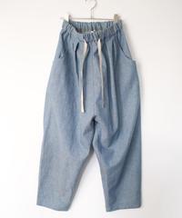 3tsui/ロングパンツ(Blue)