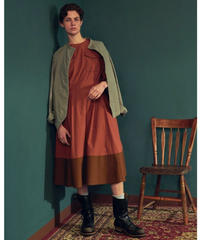 ASEEDONCLOUD /  Hunting dress(brick)