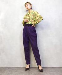 FlowRill YOSHIMURA botanical shirt-981-3