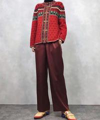 Eabridge Tyrol  knit cardigan-820-1