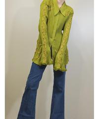 DRESS-U-Ⅱlong  sleeve 3D design  shirt-1241-7
