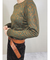transcelldi elegant wool tops-1637-1
