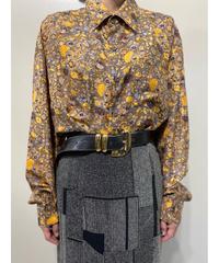 TIP TOP vintage flower shirt-2168-9