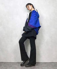 PRO SPIRIT blue nylon jacket-651-10
