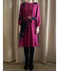 Elegance fashion winter rétro dress-2241-10