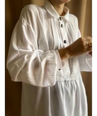 Helareindulijo over size import white shirt-2126-8