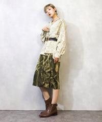 Raccommoder paisley pattern shirt-976-3