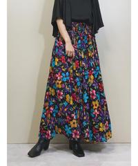 CHRISNE PARKER cotton gather skirt-1302-8