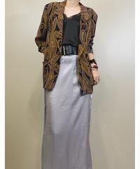 Ben anne paisley pattern  summer jacket-1253-7