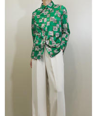 Original GINZA HANABISHI rétro shirt-1678-2