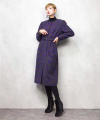 Bowbell cjhigusa  purple dress-851-1
