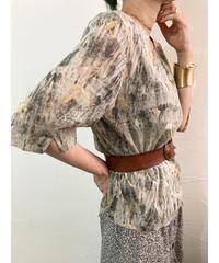 Ladies Fashion artistic design tops-1974-6