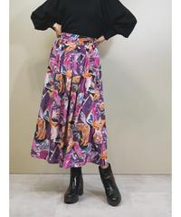 Rétro sweet design innocent skirt-1367-9