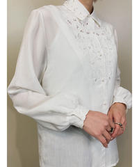 aslan by Lepia classical lace shirt-1775-3