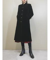 APTE LAPICA PAR LAPINE velour coat-1649-2
