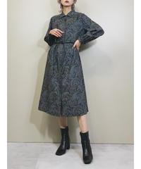 Chigusa Boulell paisley pattern dress-1654-2